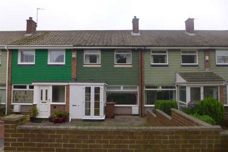 2 Bedrooms Terraced House for sale in Leeholme, Houghton Le Spring