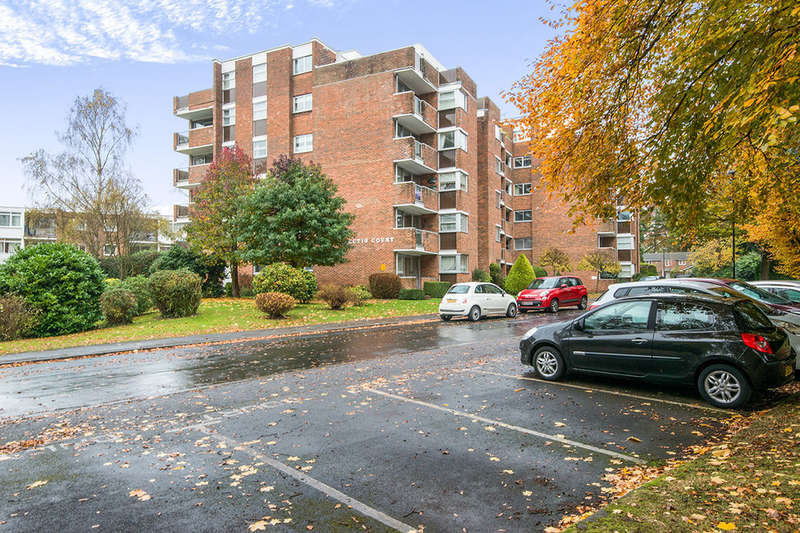 2 Bedrooms Flat for sale in Vectis Court Talbot Close, Southampton, SO16