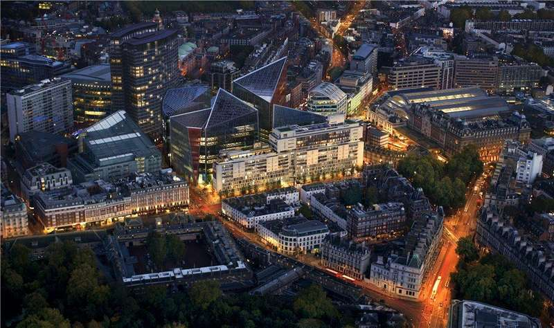 2 Bedrooms Flat for sale in The Nova Building, London