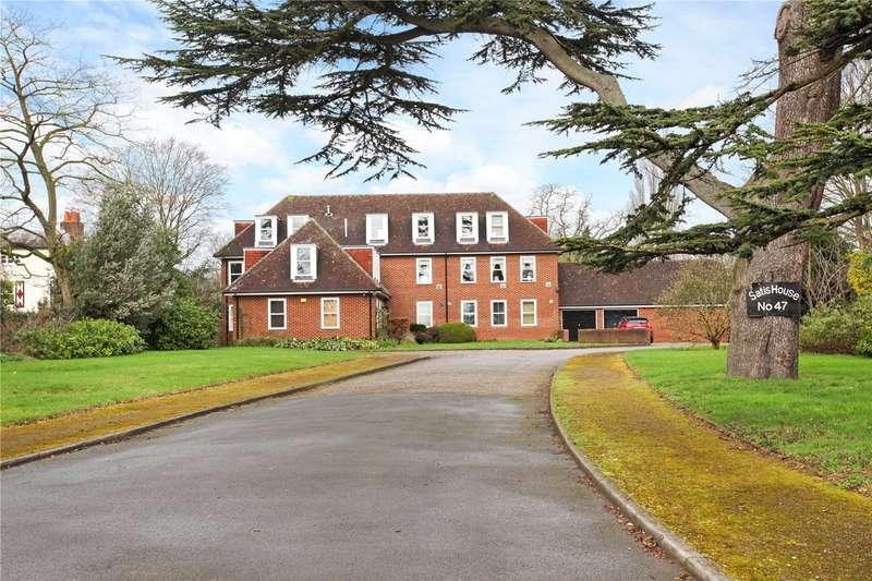1 Bedroom Flat for sale in Satis House, 47 Horton Road, Datchet, Berkshire, SL3