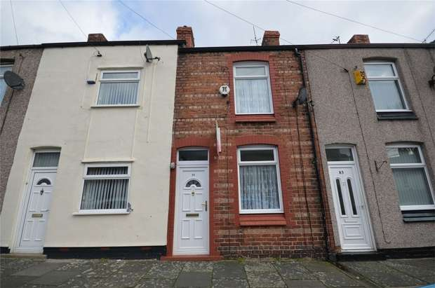 2 Bedrooms Terraced House for sale in Beaconsfield Road, New Ferry, Merseyside
