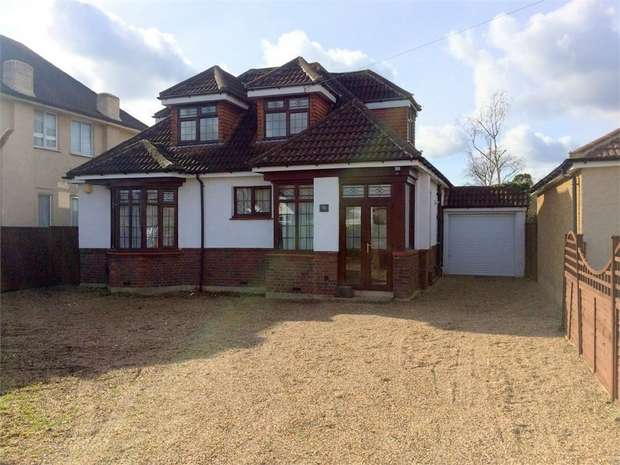 4 Bedrooms Detached House for sale in Riverview Road, Ewell