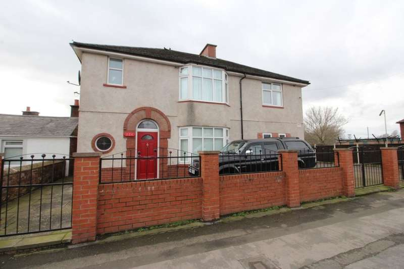 4 Bedrooms Detached House for sale in Scalegate Road, Carlisle, CA2