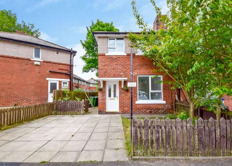 3 Bedrooms Semi Detached House for sale in Dalton Road, Middleton