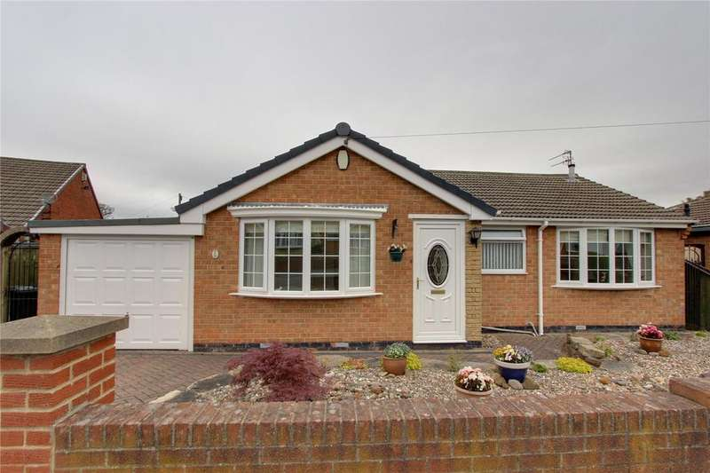 2 Bedrooms Detached Bungalow for sale in Woodlands Road, Normanby