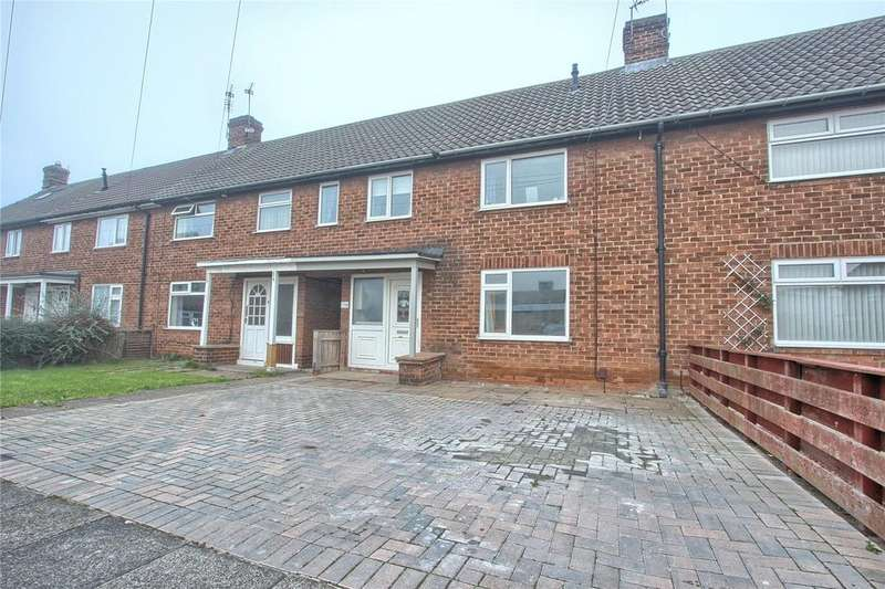 3 Bedrooms Terraced House for sale in Durham Road, Redcar