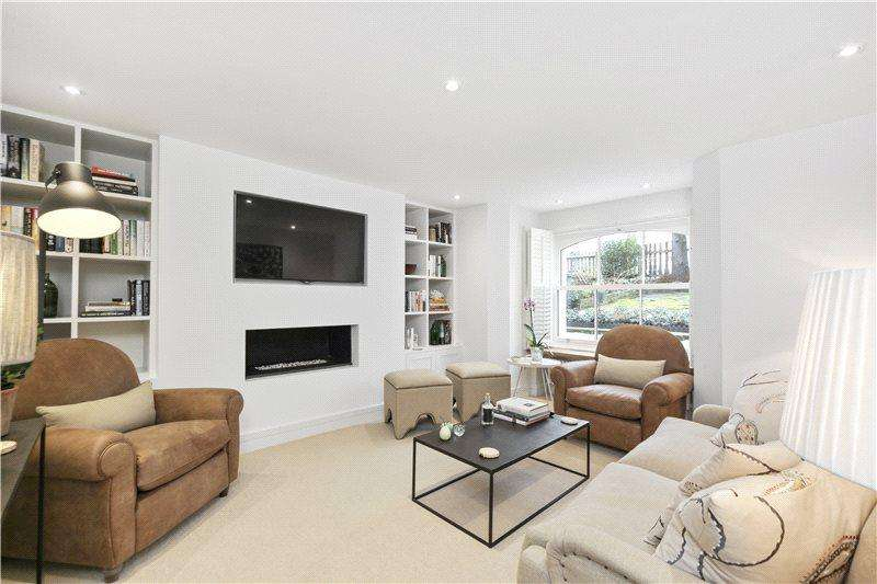 2 Bedrooms Flat for sale in Grove Mansions, 236 Hammersmith Grove, Brackenbury Village, London, W6