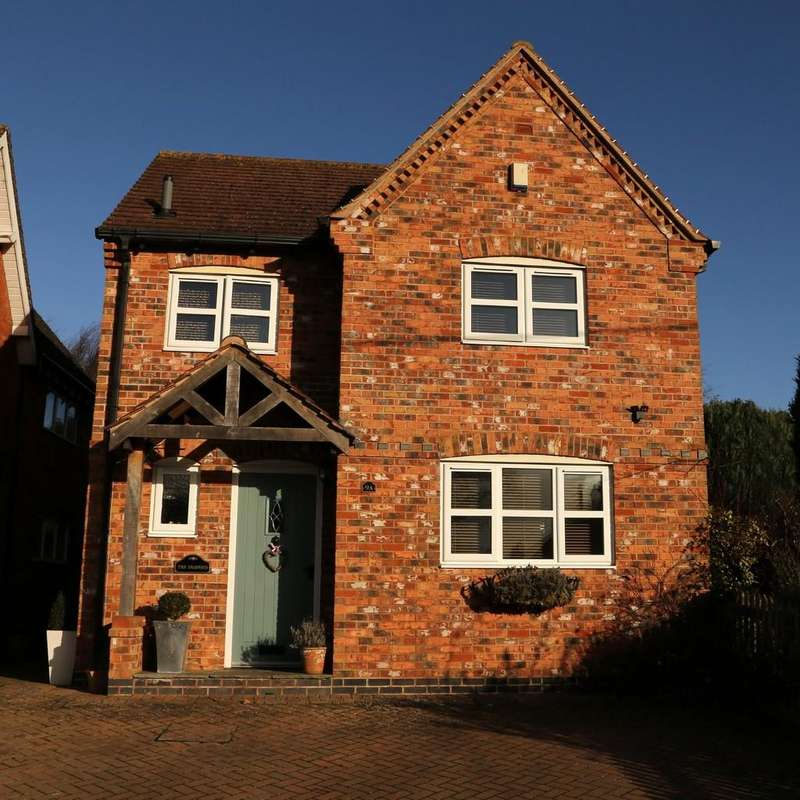 3 Bedrooms Detached House for sale in Newlands, Naseby