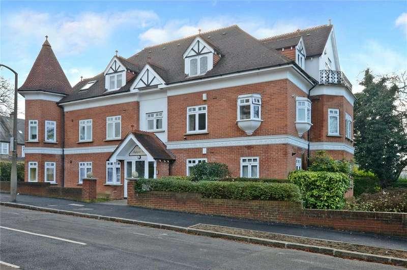 2 Bedrooms Flat for sale in Highgrove Court, 18 Landseer Road, Sutton, SM1