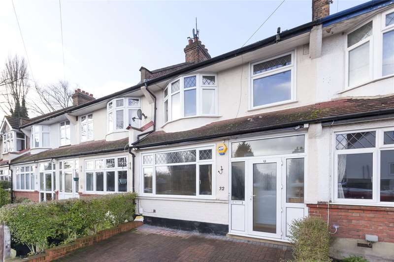 4 Bedrooms Terraced House for sale in Lynwood Gardens, Croydon