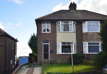 3 Bedrooms Semi Detached House for sale in Potter Hill Lane, High Green, Sheffield, South Yorkshire