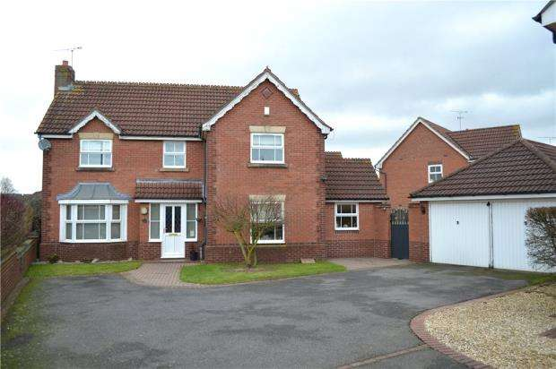 4 Bedrooms Detached House for sale in Skipworth Road, Binley, Coventry, West Midlands