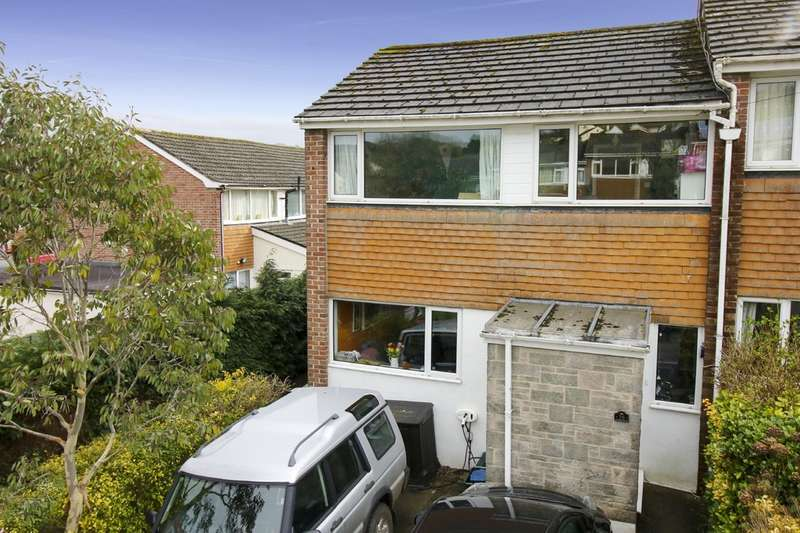 3 Bedrooms End Of Terrace House for sale in Beverley Gardens, Ashburton
