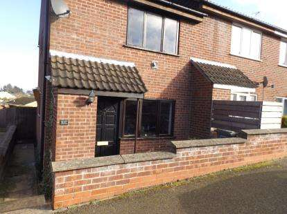 2 Bedrooms End Of Terrace House for sale in Cromer, Norfolk