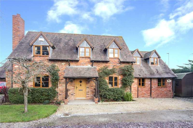 4 Bedrooms Detached House for sale in Burford, Tenbury Wells, Shropshire