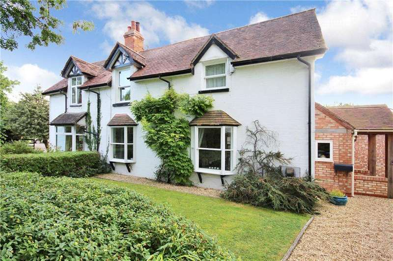 4 Bedrooms Semi Detached House for sale in Birmingham Road, Pathlow, Stratford-upon-Avon, Warwickshire, CV37