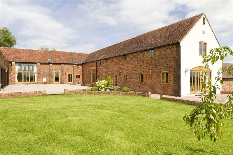 5 Bedrooms Detached House for sale in Rock, Worcestershire, DY14