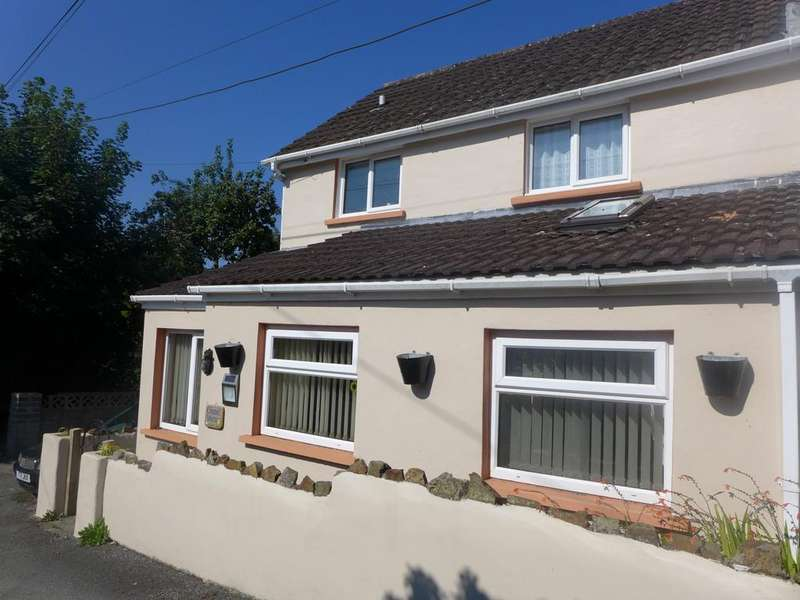 2 Bedrooms Semi Detached House for sale in Mill Street, Llangwm