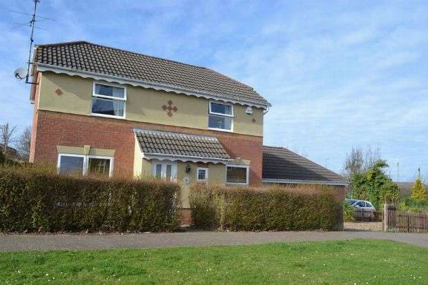 3 Bedrooms Detached House for sale in Leah Bank, Sandringham Gardens, Northampton NN4 8RH