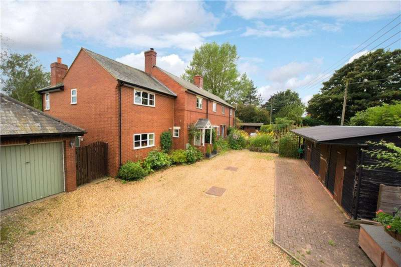 4 Bedrooms Unique Property for sale in Norduck Cottages, Moat Lane, Aston Abbotts, Buckinghamshire