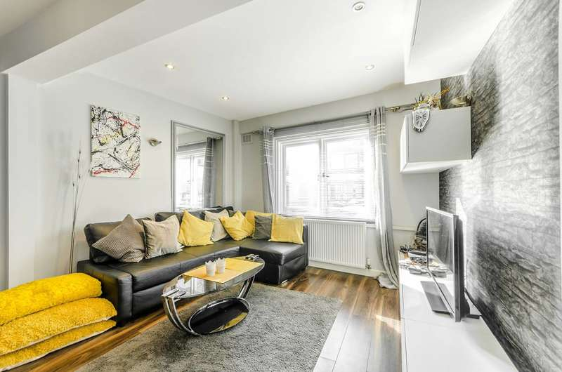 1 Bedroom Flat for sale in King Street, Ravenscourt Park, W6