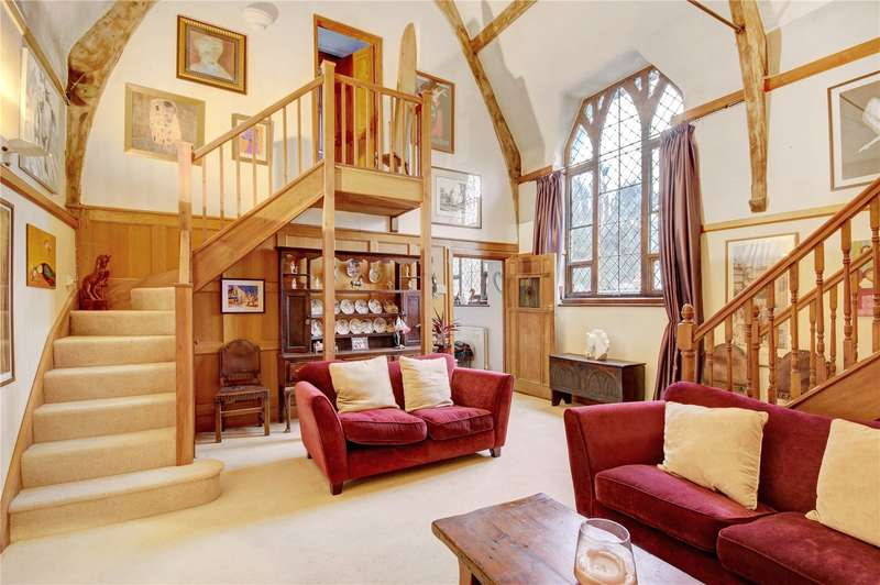 3 Bedrooms Semi Detached House for sale in The Gallery, Back Lane, Ramsbury, Marlborough, SN8