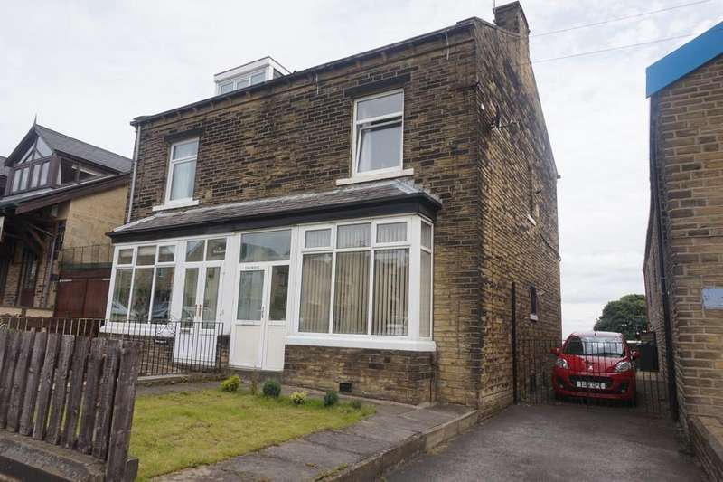 3 Bedrooms Semi Detached House for sale in Station Road, Clayton