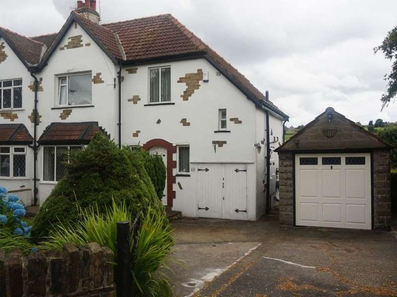 3 Bedrooms Semi Detached House for sale in Leaventhorpe Lane, Thornton