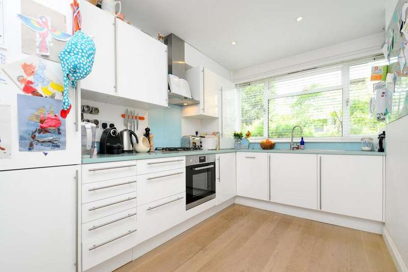 2 Bedrooms Flat for sale in Chatham Road, Battersea, SW11