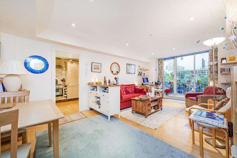 1 Bedroom Flat for sale in Bartholomew Close, City of London, EC1A