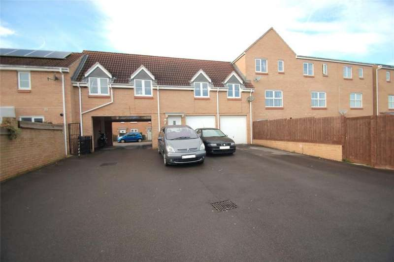 2 Bedrooms Link Detached House for sale in Shetland Court, North Petherton, Bridgwater, Somerset, TA6