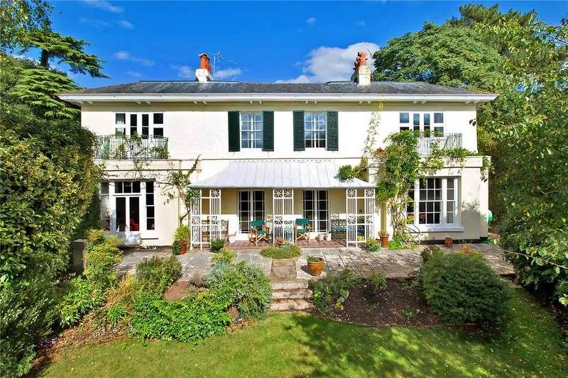 6 Bedrooms Detached House for sale in Pennsylvania Road, Exeter, Devon, EX4