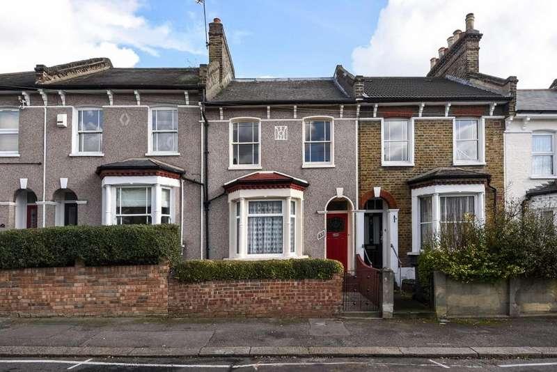 3 Bedrooms Terraced House for sale in Embleton Road, Lewisham, SE13