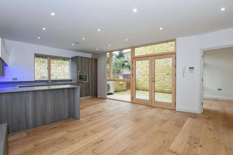 3 Bedrooms Terraced House for sale in Moray Mews, Stroud Green, N7