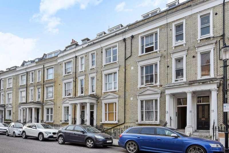 2 Bedrooms Flat for sale in Eardley Crescent, Earl's Court, SW5