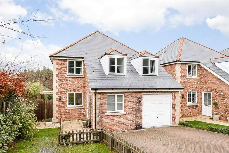 4 Bedrooms Detached House for sale in Minal View, Chopping Knife Lane, Marlborough, Wiltshire, SN8