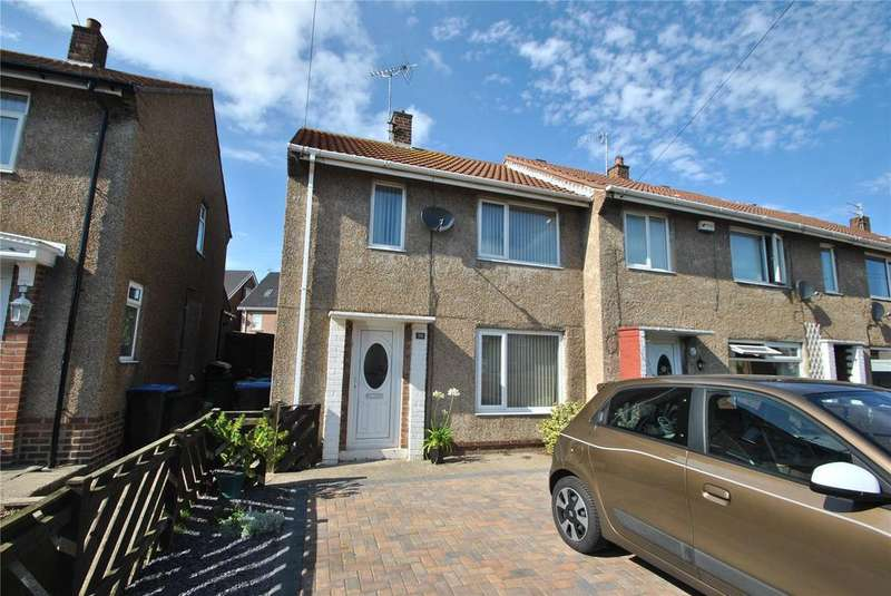 2 Bedrooms End Of Terrace House for sale in Derwent Close, Seaham, Co Durham, SR7