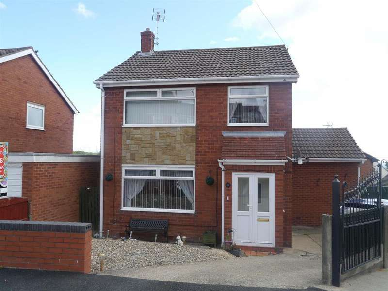 3 Bedrooms Detached House for sale in Prospect Drive, Coedpoeth, Wrexham, LL11 3PE