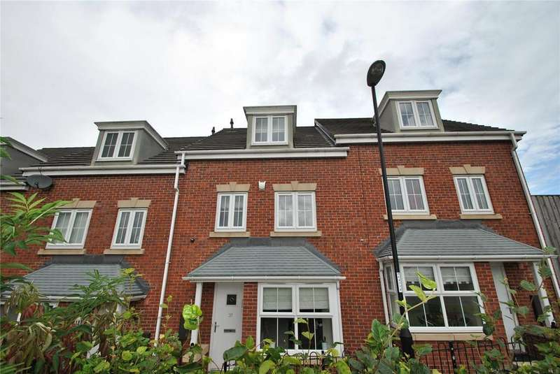 4 Bedrooms Link Detached House for sale in Shaftsbury Park, Hetton le Hole, Tyne and Wear, DH5