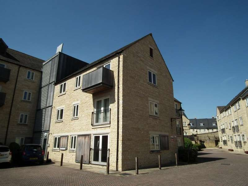 2 Bedrooms Ground Flat for sale in Riverside Place, Stamford