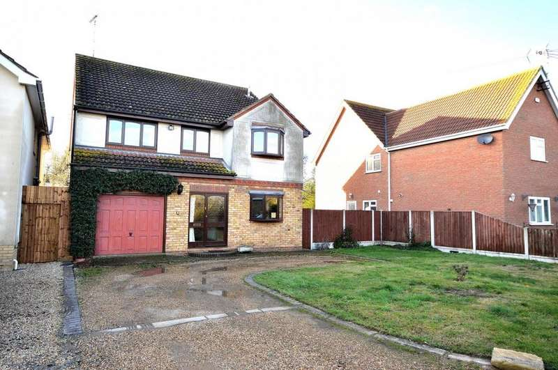 4 Bedrooms Detached House for sale in Bartlett Close, Mayland, Chelmsford, Essex, CM3