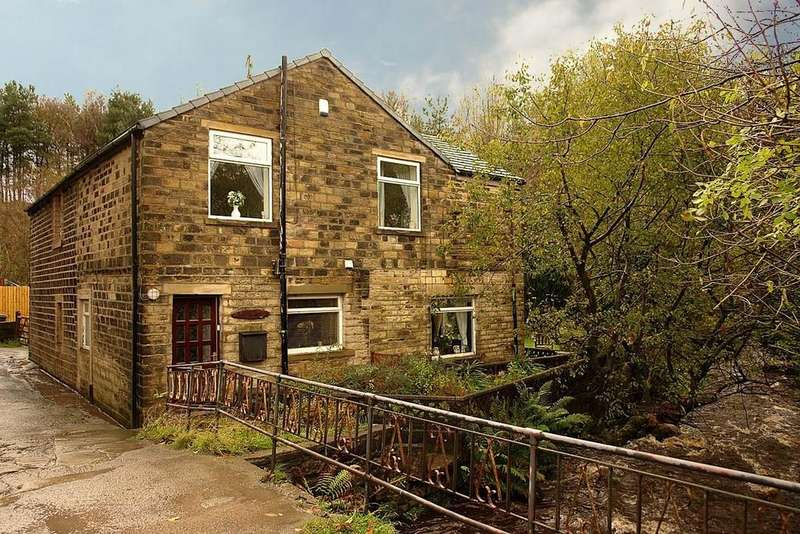 4 Bedrooms Cottage House for sale in Off Huddersfield Road, Diggle, Saddleworth