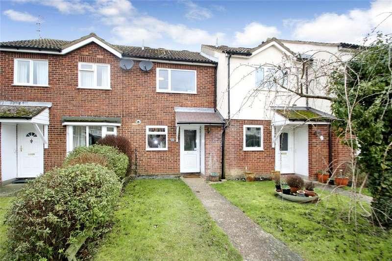 2 Bedrooms Terraced House for sale in Sheerstock, Haddenham, Aylesbury, HP17