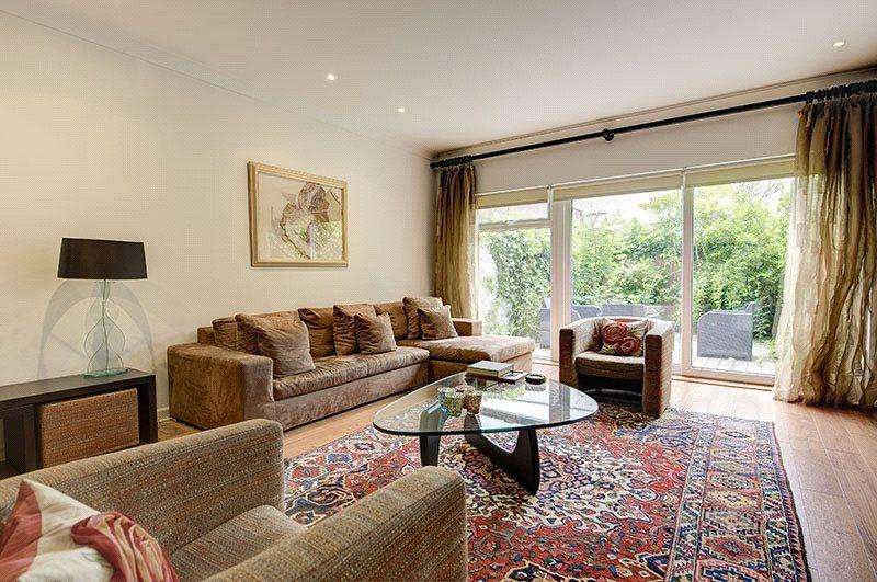 4 Bedrooms Terraced House for sale in Grove End Road, St. John's Wood, London, NW8