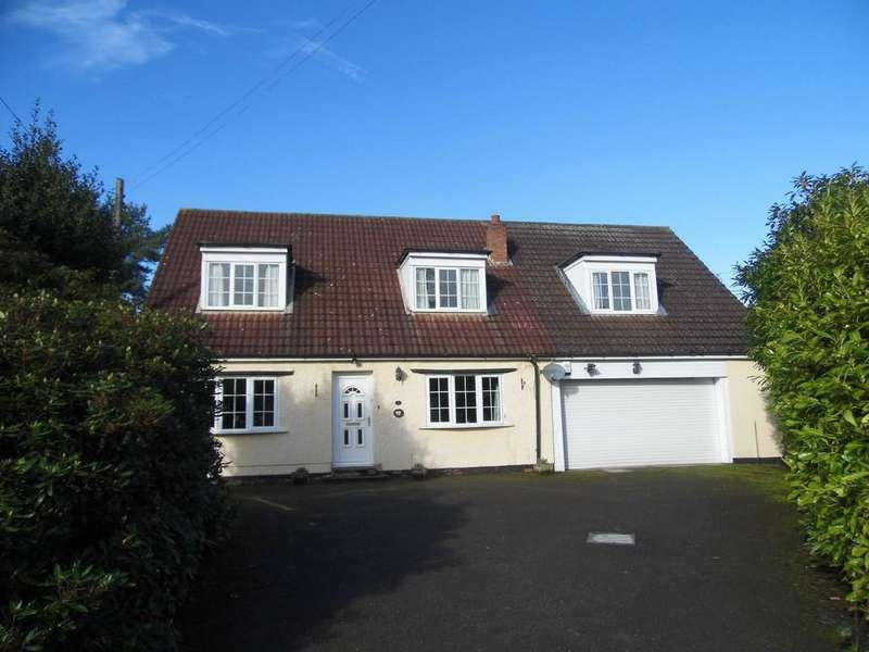 5 Bedrooms Detached House for sale in New Road, Hollywood
