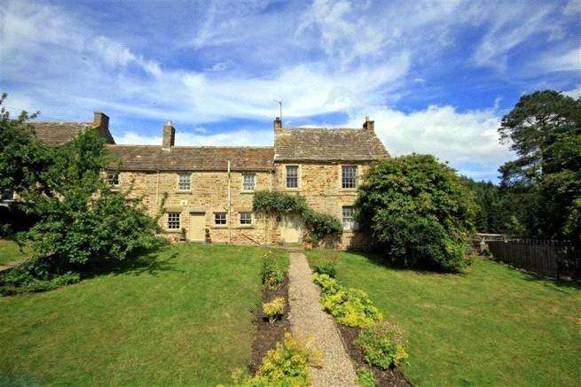 5 Bedrooms Semi Detached House for sale in Wolsingham, Bishop Auckland, County Durham, DL13