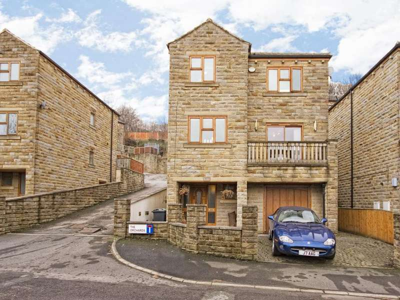 5 Bedrooms Detached House for sale in Middle Road, Earlsheaton, Dewsbury, WF12
