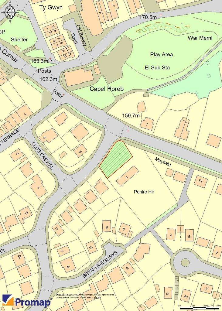 Residential Development Commercial for sale in Penmaes, Pentyrch, Cardiff