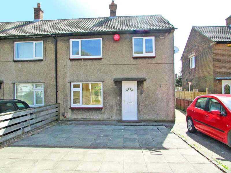 3 Bedrooms Semi Detached House for sale in Weymouth Avenue, Oakes, HD3