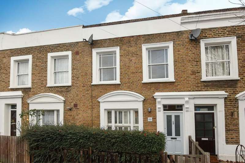 3 Bedrooms Terraced House for sale in Nutfield Road, East Dulwich, SE22